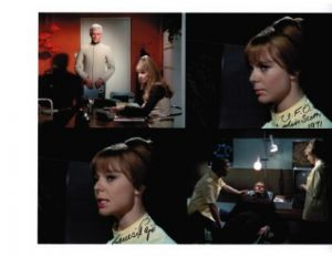 Louise Pajo in Space 1999 #1